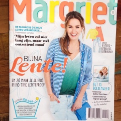 Cover Margriet 11